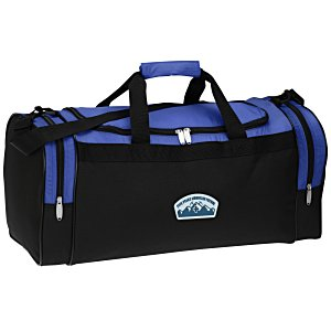 Rosewood Duffel - Embroidered Main Image