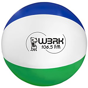 "Beach Ball - 24"" Multicolor Panel Main Image"