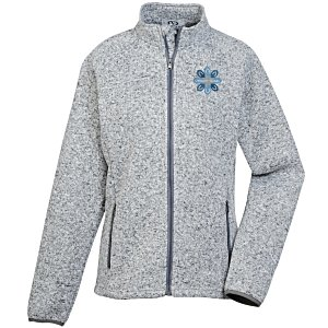 Chalet Sweater Fleece Jacket - Ladies' Main Image