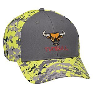 Outdoor Cap Digital Camo Cap Main Image