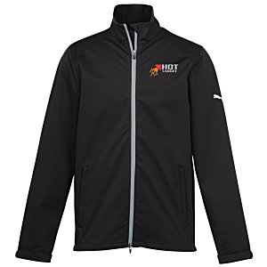 PUMA Full-Zip Golf Tech Jacket - Men's Main Image