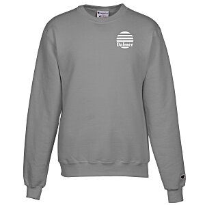 95df7c747530 4imprint.com  Champion 9 oz. Double Dry Sweatshirt - Screen 143113-S