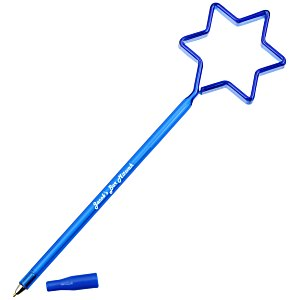 Inkbend Standard - Star of David - 2""