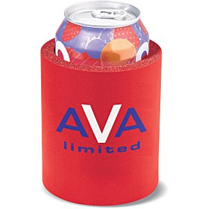 KOOZIE® Holder with Transfer Imprint Main Image