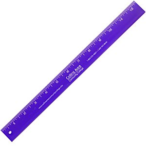 "iCool Plastic Ruler - 12"" Main Image"