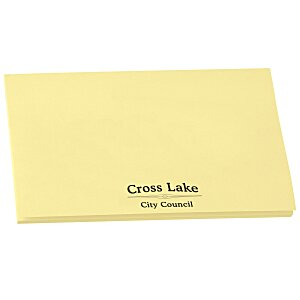 "Post-it® Notes - 3"" x 5"" - 100 Sheet Main Image"