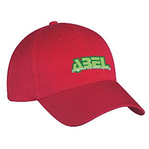 Price-Buster 6-Panel Cap - Emb
