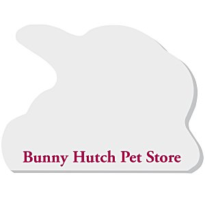 Post-it® Custom Notes - Rabbit - 25 Sheet