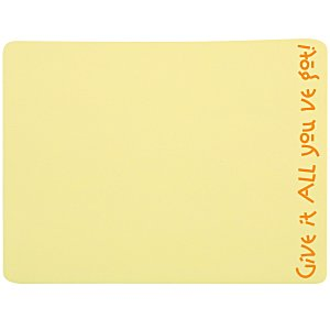 Post-it® Custom Notes - Rounded Rectangle - 25 Sheet Main Image