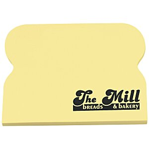 Post-it® Custom Notes - Bread - 25 Sheet Main Image