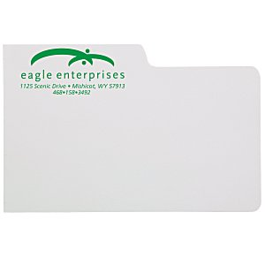Post-it® Custom Notes - File Folder - 25 Sheet Main Image