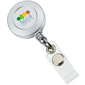 Retractable Badge Holder - Slip Clip Main Image