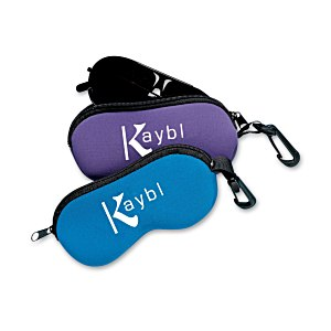 Neoprene Eyeglasses/Sunglasses Case Main Image