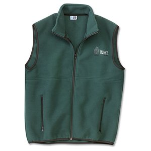 Port Authority Fleece Full Zip Vest - Men's Main Image