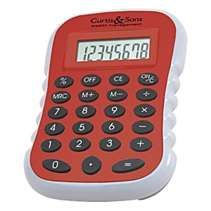 Desk Calculator Main Image