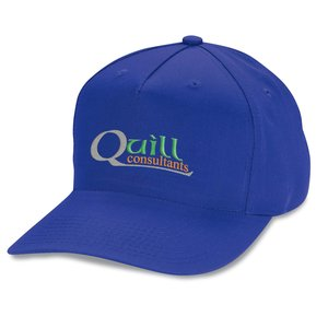 Low-Profile Golf Cap - Embroidered Main Image