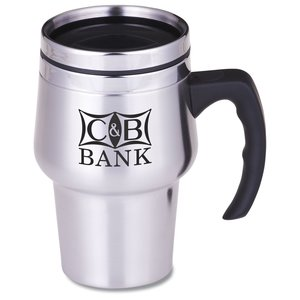 Stainless Steel Travel Mug - 14 oz. Main Image