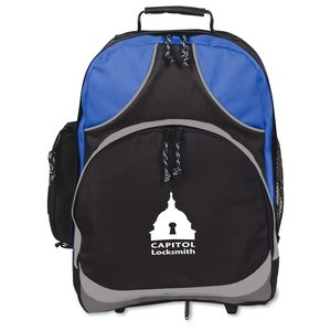 Xpeditor Wheeled Laptop Backpack Main Image