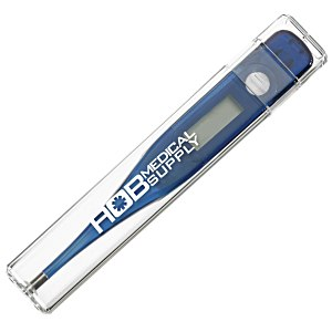 Translucent Digital Thermometer Main Image