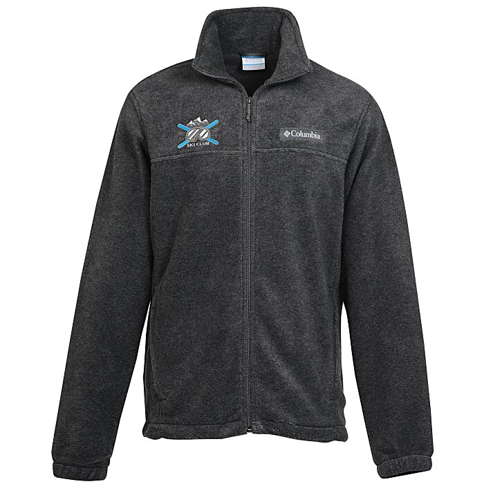 9de13380731 4imprint.com  Columbia Full-Zip Fleece Jacket - Men s 6404-M