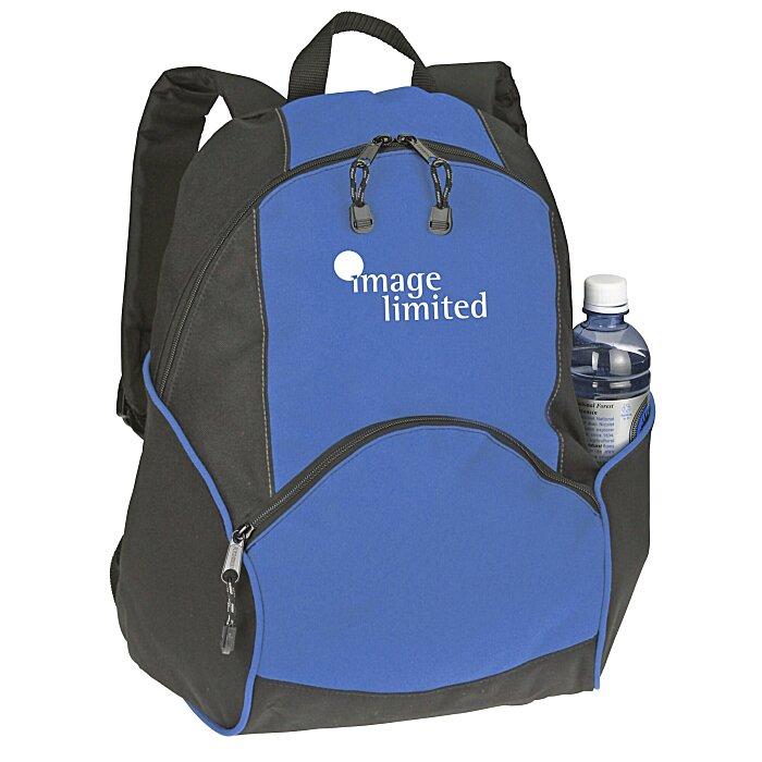 4imprint.com  On-the-Move Backpack 6473 8c23c5fec58c3