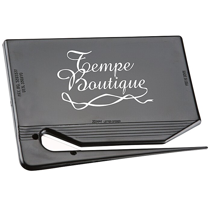4imprint.com: Business Card Zippy Letter Opener   Opaque 82042 S