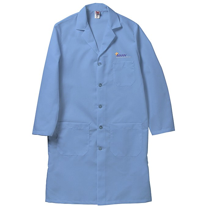 Red Kap Lab Coat Size Chart Best Picture Of Chart