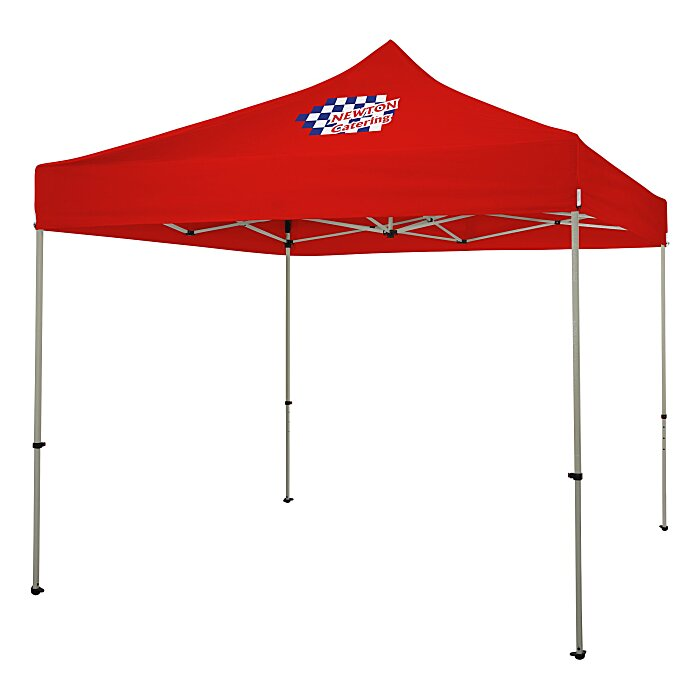 Standard 10u0026#039; Event Tent  sc 1 st  4Imprint & Custom Printed Event Tents and Trade Show Expo Canopies