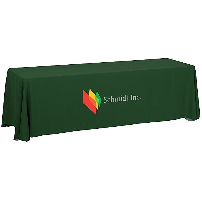 Custom Tablecloths And Table Covers For Trade Shows And Events - Table pad clips