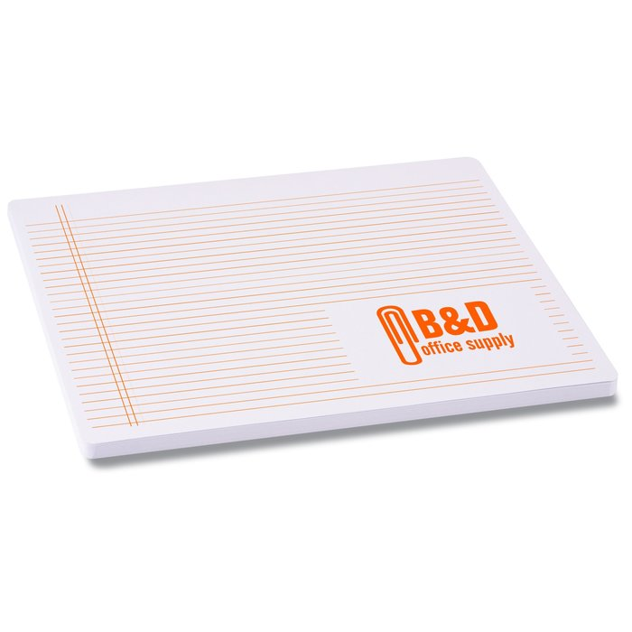 custom note paper mouse pad Mousepaper write on mouse pads custom printed paper mouse pads, write on mousepads, mouse pad note pads.