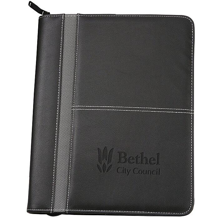 MONTICELLO Leather pen holder