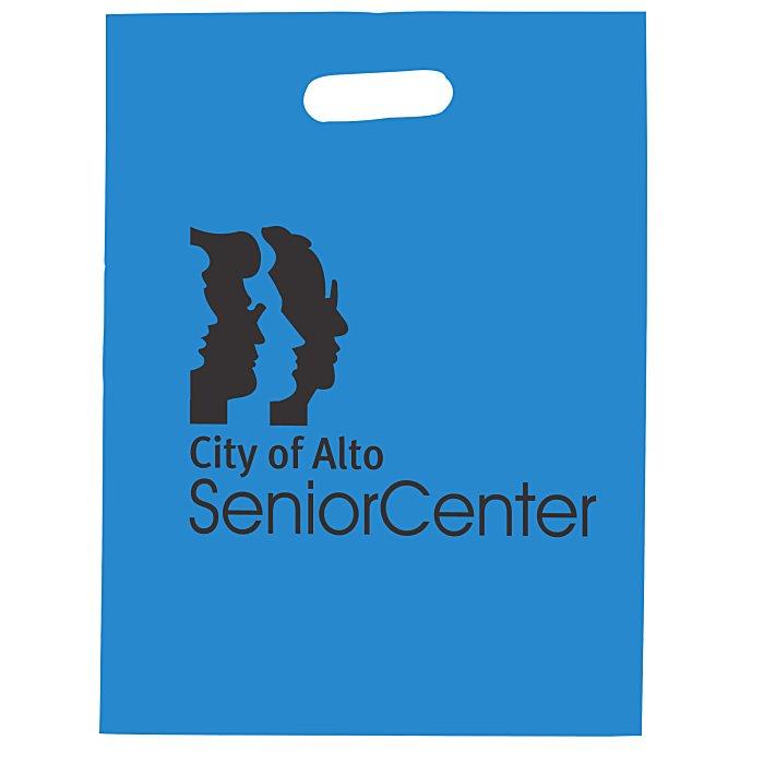 Custom Plastic Bags Personalized Plastic Bags Printed Plastic - Custom graphic for alto