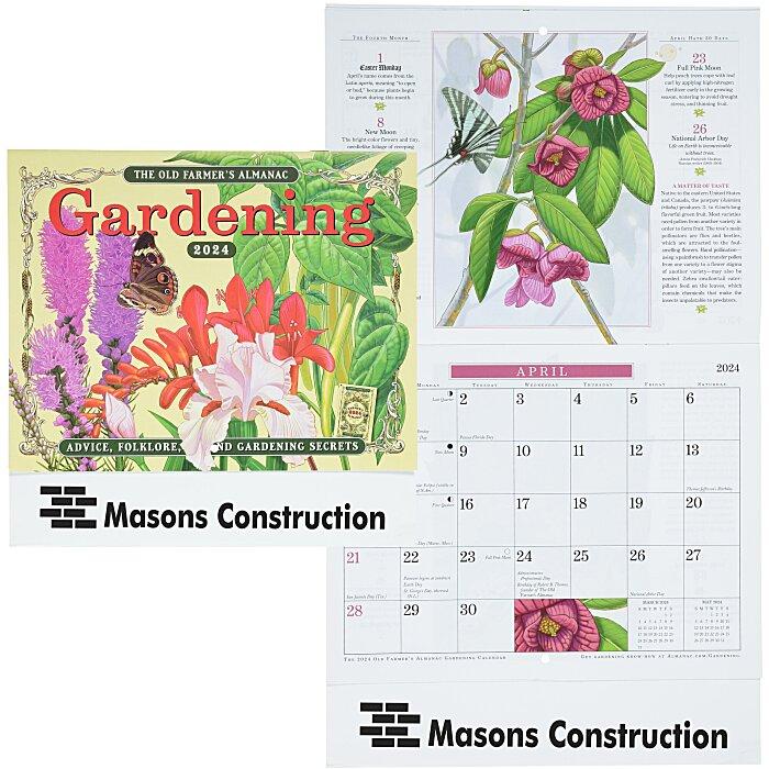 The old farmer 39 s almanac calendar - Farmers almanac gardening calendar ...