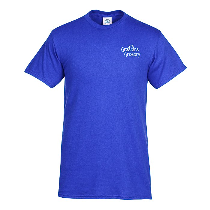 ed3462407 Custom T-shirts: Low Cost Tees With Your Design at 4imprint