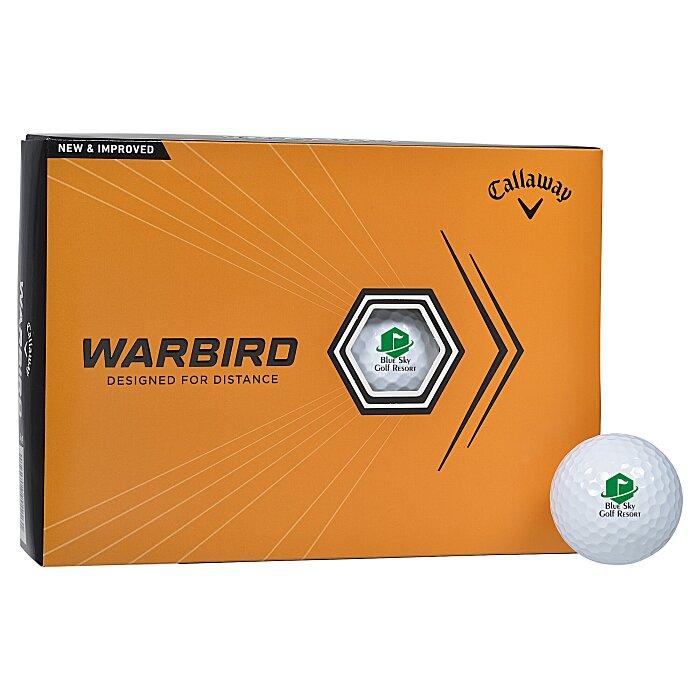 4imprint Com Callaway Warbird Golf Ball Dozen 24 Hr