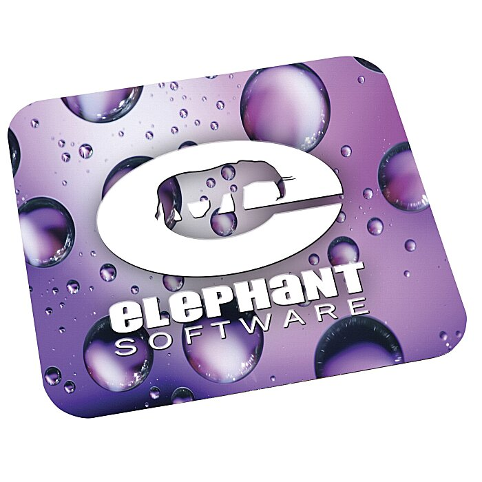 antimicrobial recycled mouse pad rectangle 107760 rc