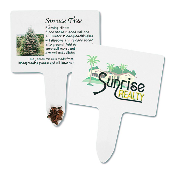 4imprint.com: Compostable Seed Stakes