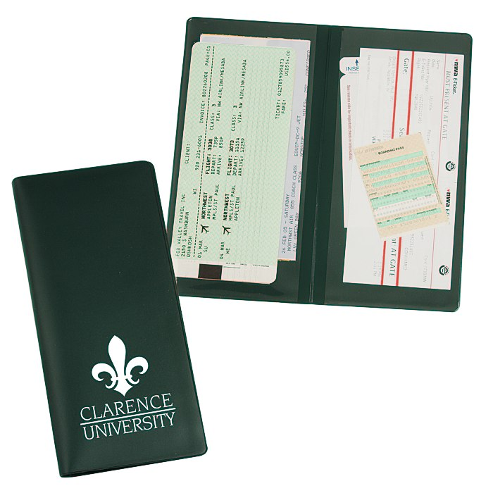 4imprintcom two pocket policy and document holder 110676 With policy and document holder
