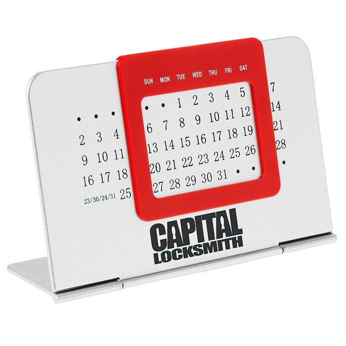 promo calendar template