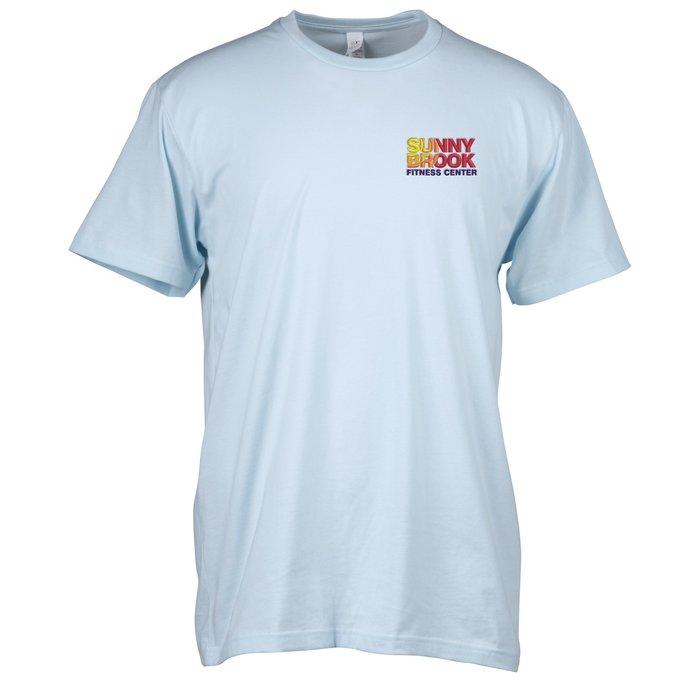 3fbd44f3 4imprint.com: Next Level Fitted 4.3 oz. Crew T-Shirt - Men's ...