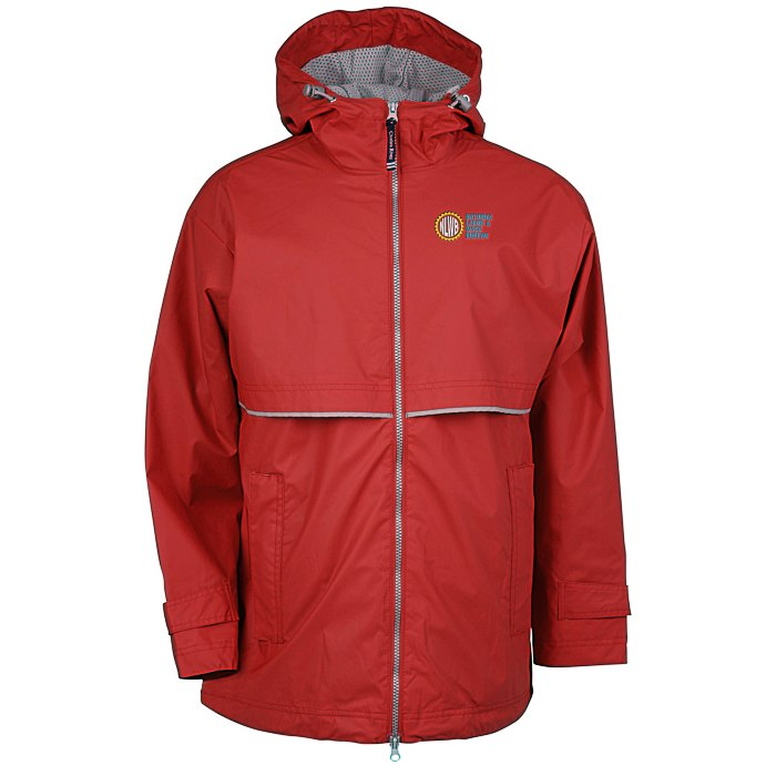 Imprint new englander rain jacket men s