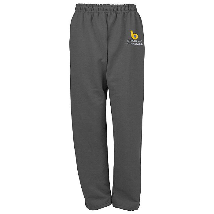 a579bfe72 4imprint.com  Gildan 50 50 Open Bottom Sweatpants - Embroidered 104087-E
