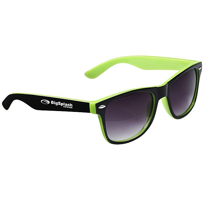 fd2423f24b0233 4imprint.com  Risky Business Sunglasses - Two Tone 109494-TT
