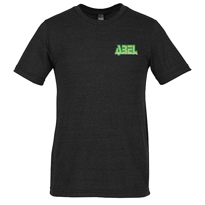 7a5e0086 4imprint.com: Bella+Canvas Tri-Blend T-Shirt - Men's - Embroidered  112771-M-E