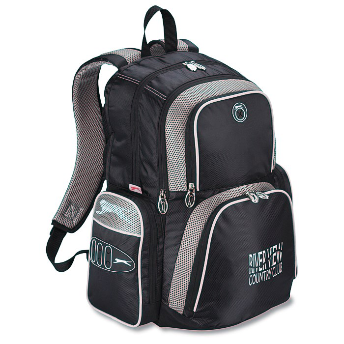 f3ea659bbf 4imprint.com  Slazenger Turf Series Laptop Backpack 113949