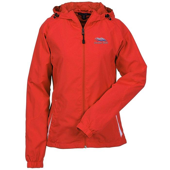 0f4a4f4f67d2 4imprint.com  Colorblock Hooded Jacket - Ladies  114135-L