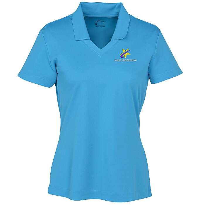 4651c3bd 4imprint.com: Nike Performance Tech Pique Polo - Ladies' 114139-L