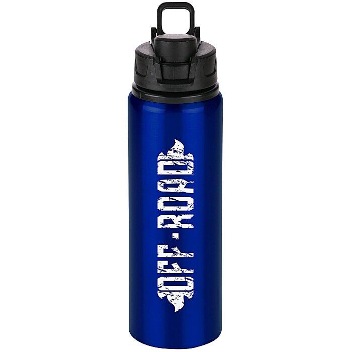 32c1768152 Personalized 4imprint.com: h2go Surge Aluminum Sport Bottle - 28 oz. 115226