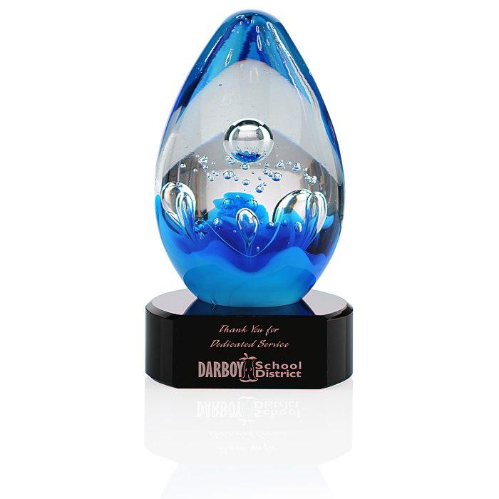 4imprint.com: Cobalt Art Glass Award