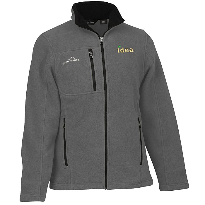 42f2ece5670b8 4imprint.com: Eddie Bauer Performance Fleece Jacket - Men's 116128-M